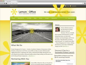 lemon office 300x225 Lemon Office