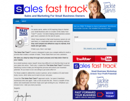 Sales Fast Track