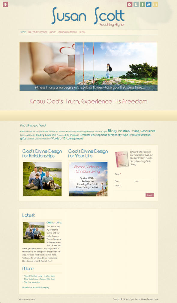 StudioPress Genesis WordPress Design
