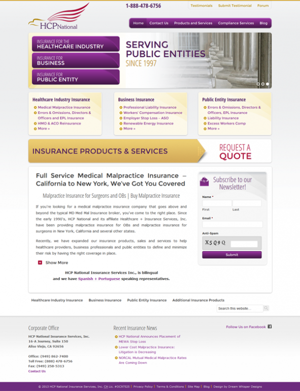 HCPNationalInsurance