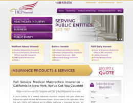 HCP National Insurance
