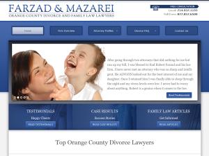 Farzad & Mazarei Genesis WordPress Customization